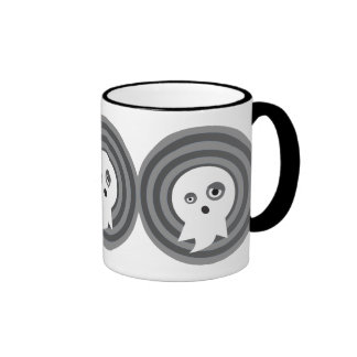 Eddie The Ghost Ringer Mug