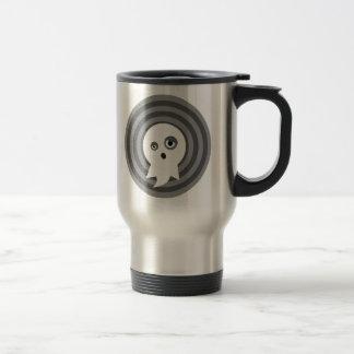 Eddie The Ghost Travel Mug