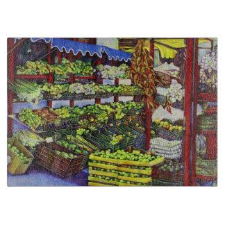 Eddie's Market, Hungary Cutting Board