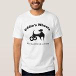 Eddie's Wheels Light T-Shirt