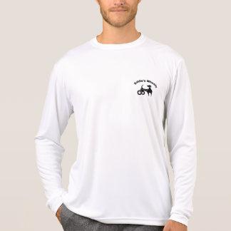 Eddie's Wheels Microfiber Light Shirt