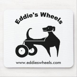 Eddie's Wheels Mousepad