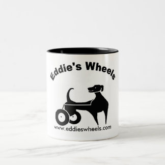 Eddie's Wheels Mug