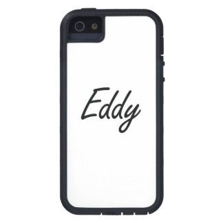 Eddy Artistic Name Design Case For iPhone 5