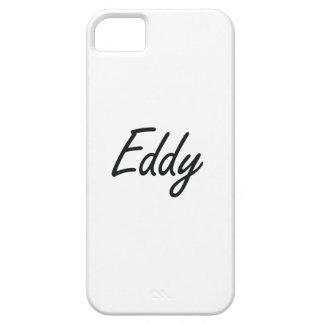Eddy Artistic Name Design iPhone 5 Cases