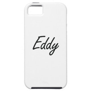 Eddy Artistic Name Design iPhone 5 Covers