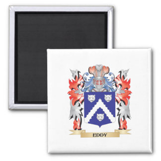 Eddy Coat of Arms - Family Crest Magnet