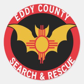 Eddy County SAR Sticker