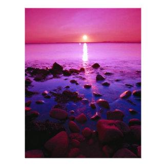Eddy Lighthouse, Grand Manan Island, New Brunswick Full Color Flyer