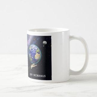 Eddy McManus - Global Reach Coffee Mug
