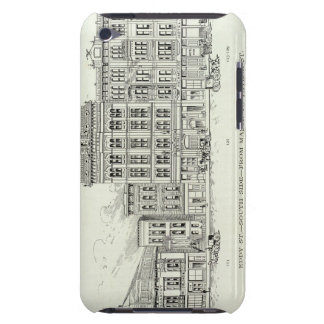 Eddy South side Mason and Taylor iPod Touch Cases