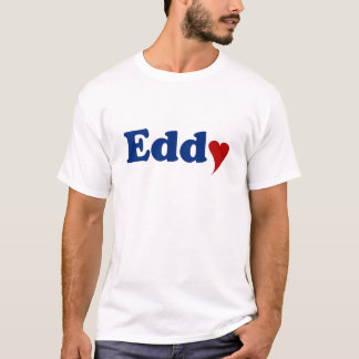 Eddy with Heart T-Shirt