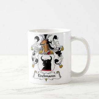 Edelmann Family Crest Coffee Mug