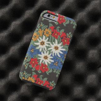 Edelweiss Alpine Flower Tough iPhone 6 Case