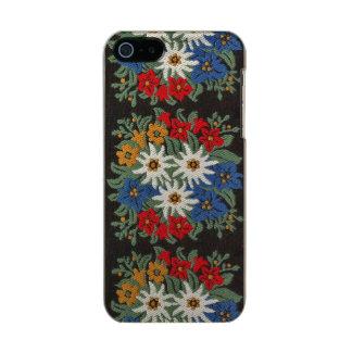 Edelweiss Alpine Flower Incipio Feather® Shine iPhone 5 Case