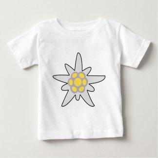Edelweiss flower baby T-Shirt