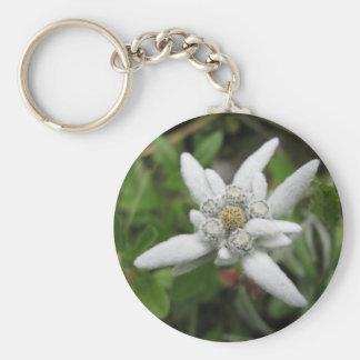 Edelweiss Keychain