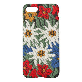 Edelweiss Swiss Alpine Flower iPhone 7 Case