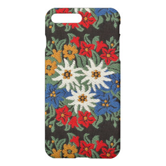 Edelweiss Swiss Alpine Flower iPhone 8 Plus/7 Plus Case