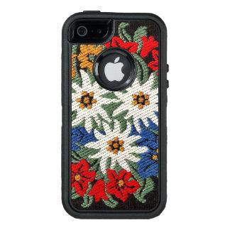 Edelweiss Swiss Alpine Flower OtterBox Defender iPhone Case