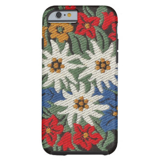 Edelweiss Swiss Alpine Flower Tough iPhone 6 Case