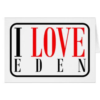 Eden, Alabama Card