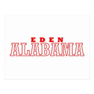 Eden, Alabama Postcard