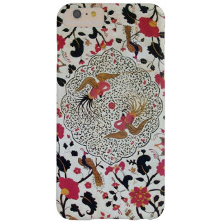 EDEN / ELEGANT RED BLACK WHITE FLOWERS AND BIRDS BARELY THERE iPhone 6 PLUS CASE