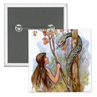 Eden Eve y la serpiente Pin