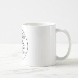 Eden Fail - Eve Eats The Apple In The Garden Coffee Mug