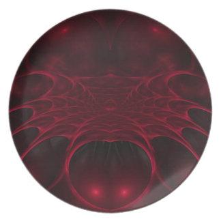 Eden Fractal Plate