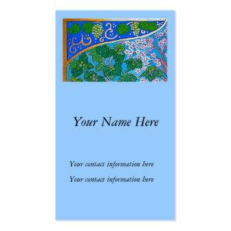 eden gan cosechado correctamente, su nombre aquí, tarjetas de visita