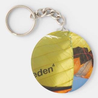 Eden Parachute Keychain