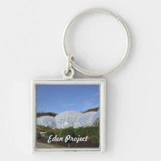 Eden Project Keychain