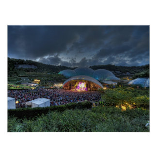 Eden Project Poster