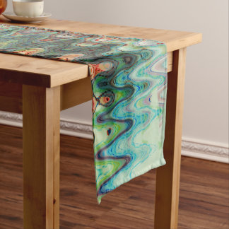 Eden Table Runner Designed by Artist C.L. Brown