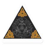 Eden Triangle Sticker