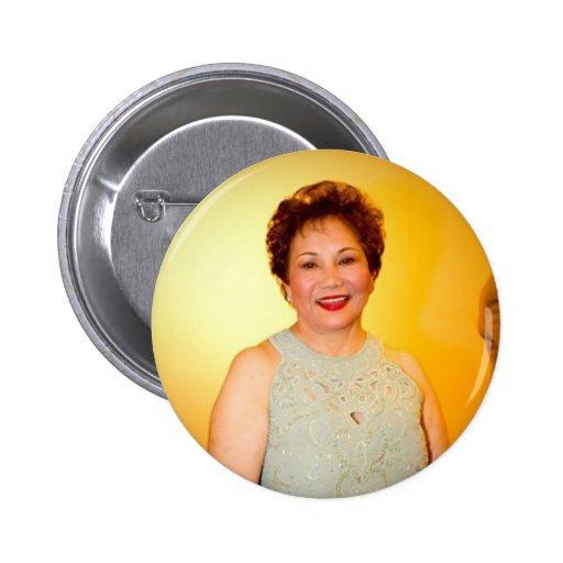 Eden's 70th birthday button