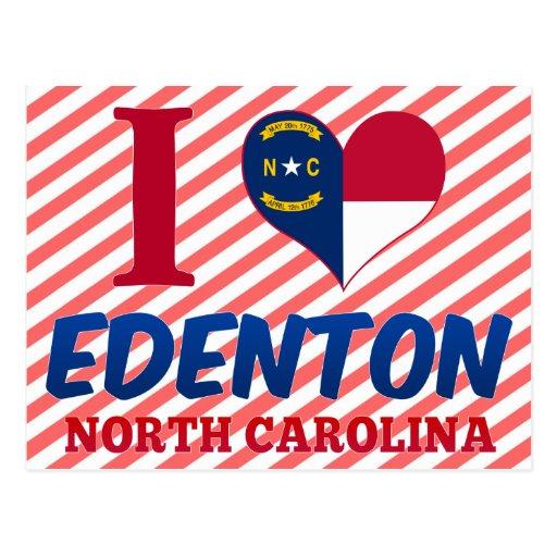 Edenton, Carolina del Norte Postal