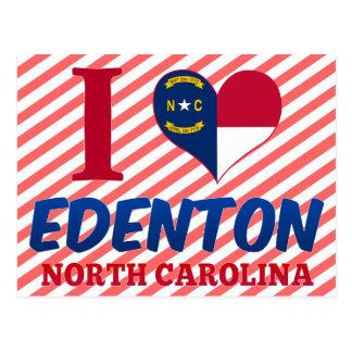 Edenton, North Carolina Postcard