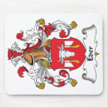 Eder Family Crest Mouse Pad