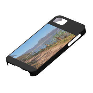 Edersee with lock forest-hit a corner iPhone SE/5/5s case