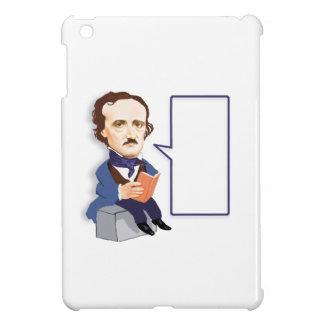 Edgar Allan Poe (1809 – 1849)  ipad mini case.