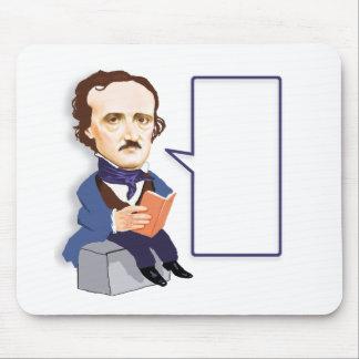 Edgar Allan Poe (1809 – 1849)  Mousepad. Mouse Pad