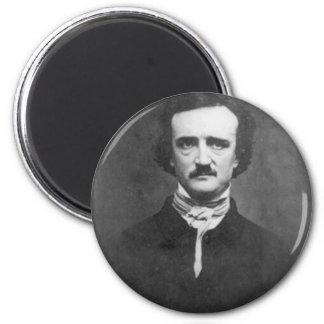 Edgar Allan Poe-1848 2 Inch Round Magnet