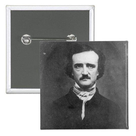 Edgar Allan Poe-1848 Button
