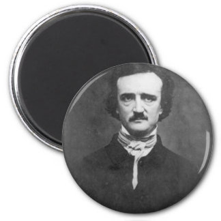 Edgar Allan Poe-1848 Imán Para Frigorífico