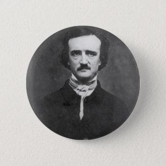 Edgar Allan Poe-1848 Pinback Button
