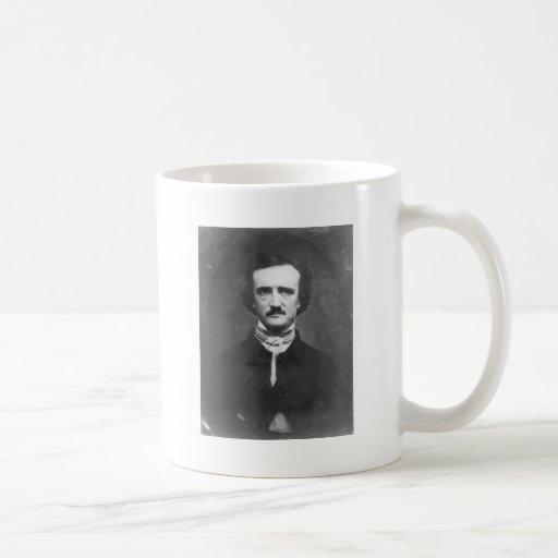 Edgar Allan Poe-1848 Taza
