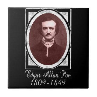 Edgar Allan Poe Tejas Cerámicas